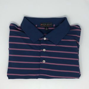 Peter Millar Summer Comfort Short Sleeve Shirt